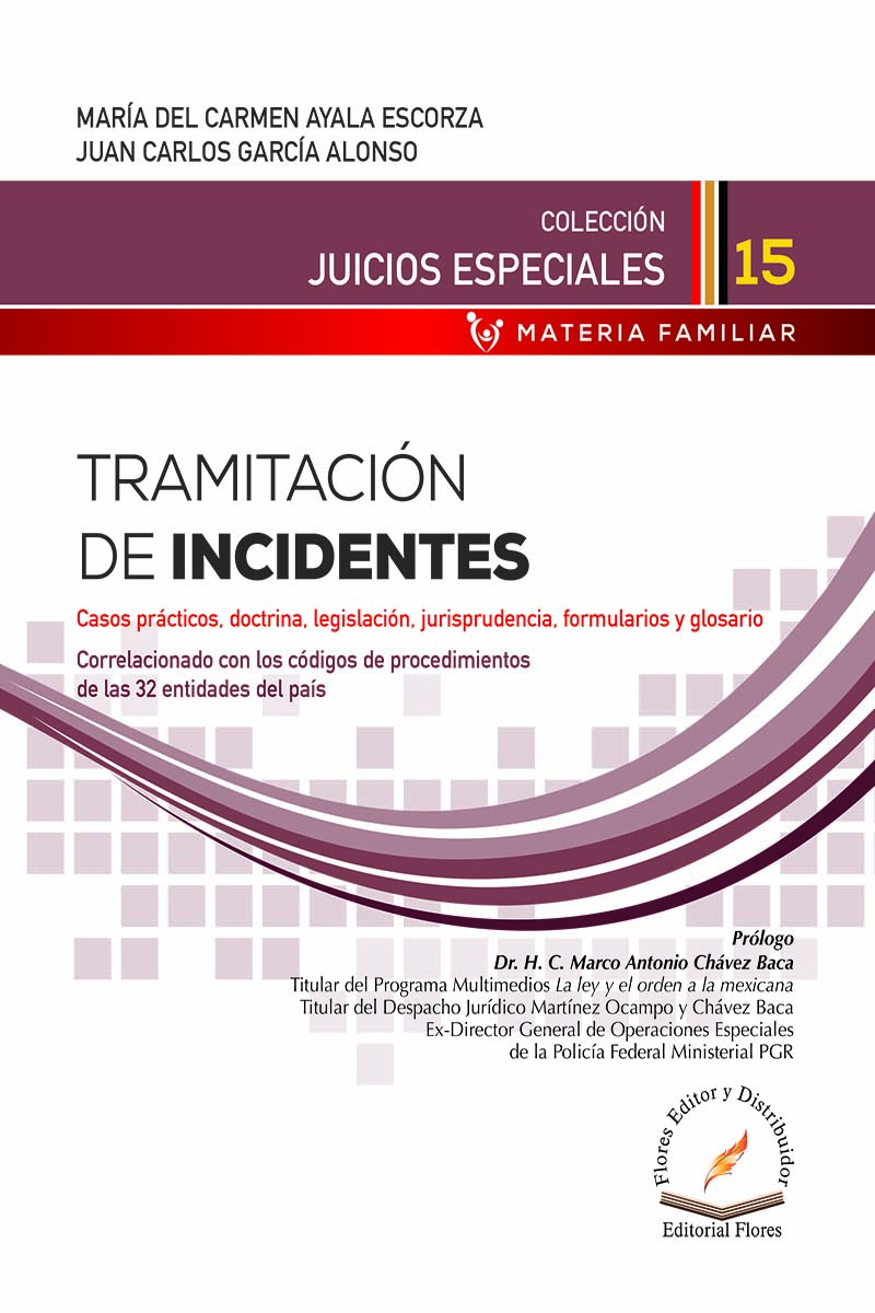 TRAMITACIÓN DE INCIDENTES (15)