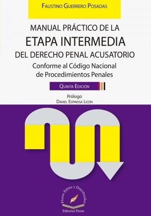 MANUAL PRÁCTICO DE LA ETAPA INTERMEDIA DEL DERECHO PENAL ACUSATORIO